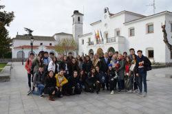 Voyage Lycée Alain Villanueva Avril 2018