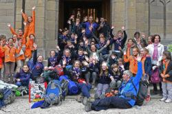 Les Scouts du Vésinet nous remercient