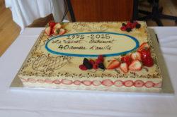 40ème anniversaire du jumelage avec Outremont