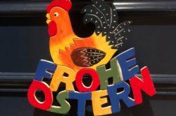 Les traditions de Pâques dans nos villes jumelles : FROHE OSTERN